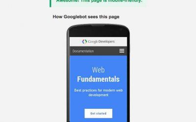 """Google's """"mobile-friendly"""" ranking factor – is your site ready?"""